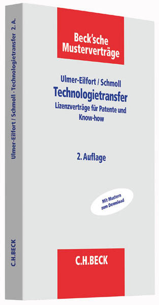 Technologietransfer - Coverbild