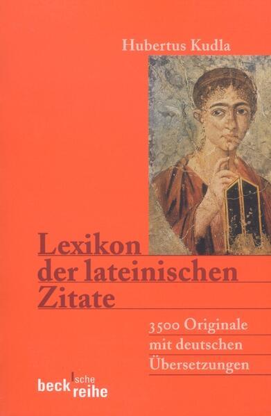 Lexikon der lateinischen Zitate PDF Herunterladen