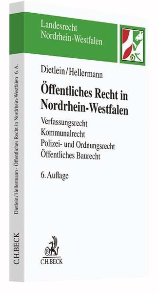 Öffentliches Recht in Nordrhein-Westfalen - Coverbild