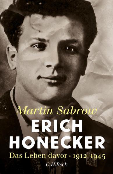 Erich Honecker - Coverbild