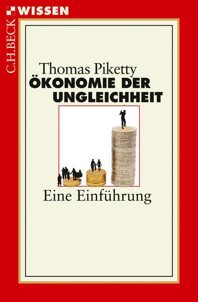 Ökonomie der Ungleichheit - Coverbild