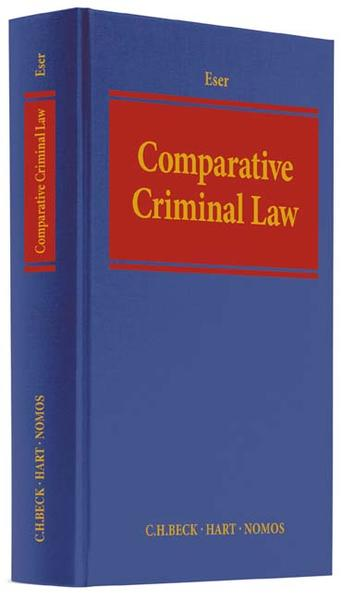 Comparative Criminal Law - Coverbild
