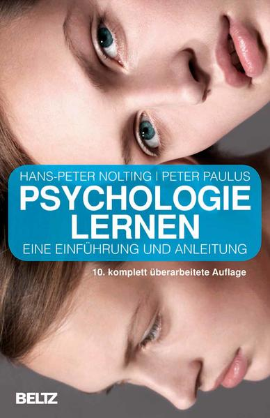 Psychologie lernen - Coverbild
