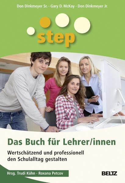 STEP - Das Buch für Lehrer/innen - Coverbild