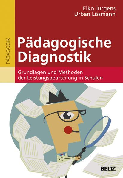 Pädagogische Diagnostik - Coverbild