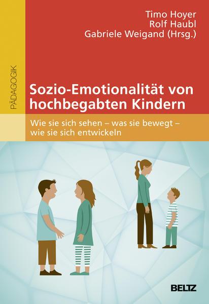 Sozio-Emotionalität von hochbegabten Kindern - Coverbild