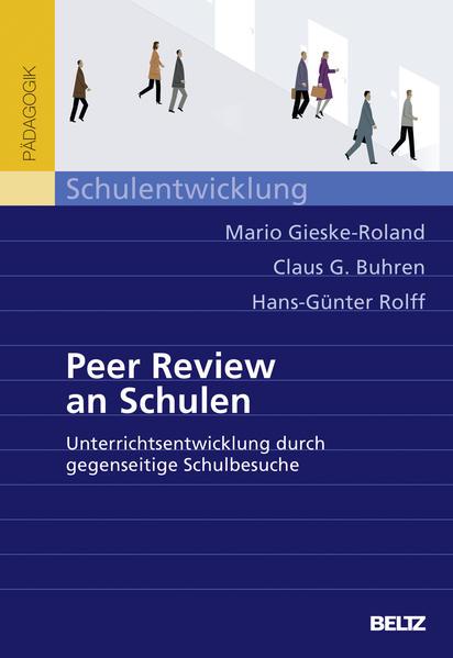 Peer Review an Schulen - Coverbild