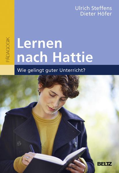 Lernen nach Hattie - Coverbild