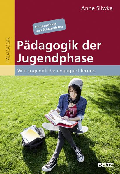 Pädagogik der Jugendphase - Coverbild