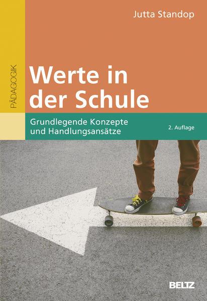 Werte in der Schule - Coverbild