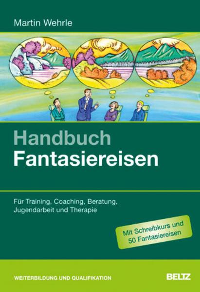Handbuch Fantasiereisen - Coverbild