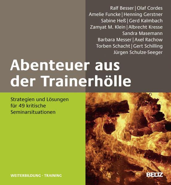 Abenteuer aus der Trainerhölle - Coverbild