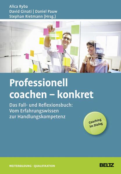 Professionell coachen – konkret - Coverbild