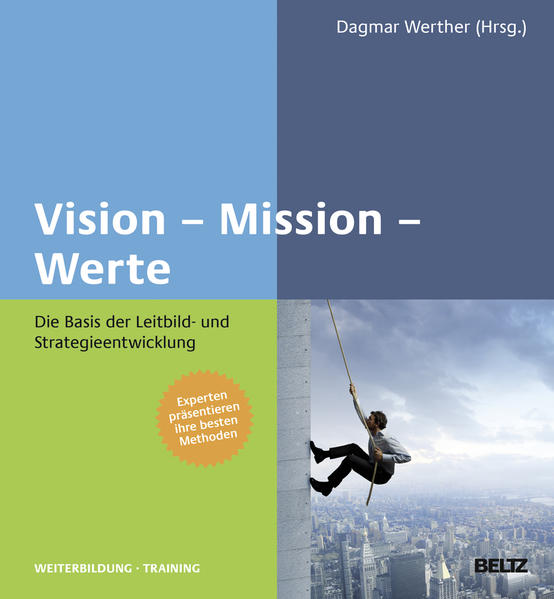Vision – Mission – Werte - Coverbild