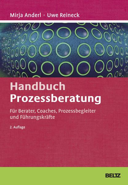 Handbuch Prozessberatung - Coverbild