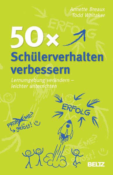 50x Schülerverhalten verbessern - Coverbild