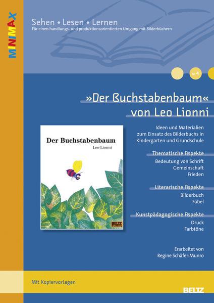 »Der Buchstabenbaum« von Leo Lionni - Coverbild