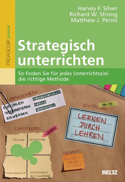 Strategisch unterrichten - Coverbild