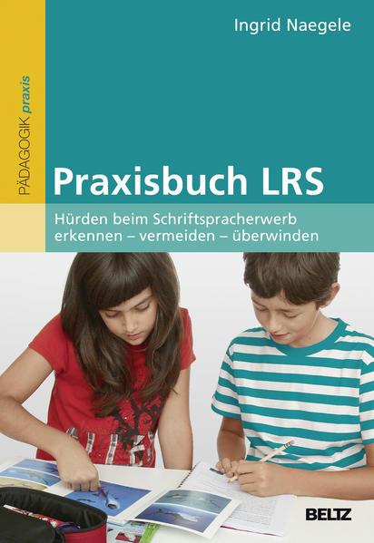 Praxisbuch LRS - Coverbild