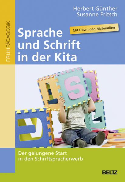 Sprache und Schrift in der Kita - Coverbild