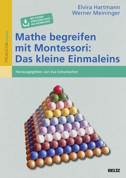 Mathe begreifen mit Montessori: Das kleine Einmaleins - Coverbild