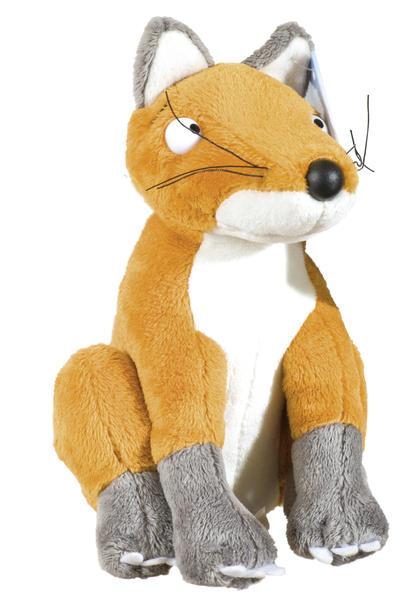 Der Grüffelo – Fuchs Plüsch klein - Coverbild