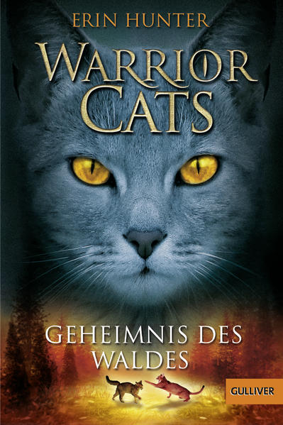 Warrior Cats. Geheimnis des Waldes - Coverbild