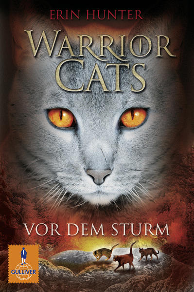 Warrior Cats. Vor dem Sturm - Coverbild