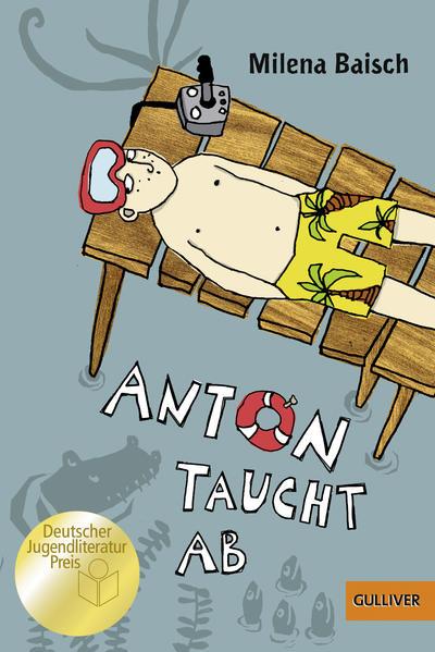 Anton taucht ab - Coverbild