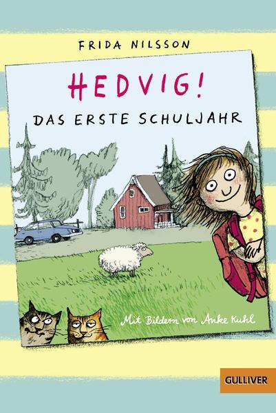 Hedvig! Das erste Schuljahr - Coverbild
