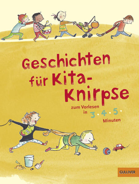 Geschichten für Kita-Knirpse - Coverbild