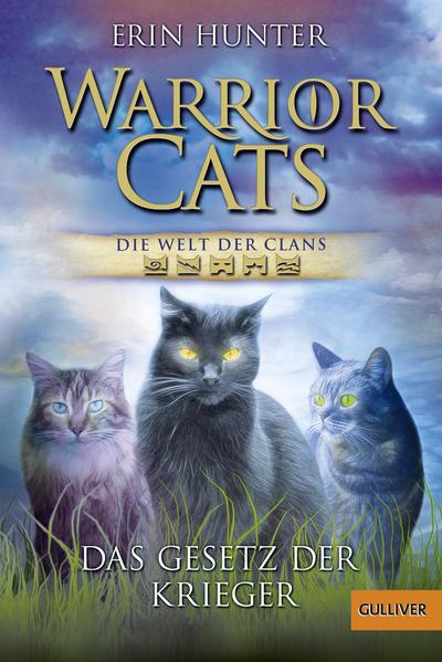 Warrior Cats - Die Welt der Clans: Das Gesetz der Krieger - Coverbild