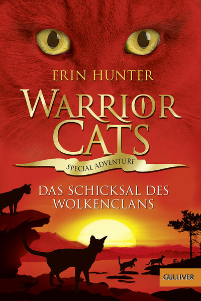 Warrior Cats - Special Adventure. Das Schicksal des WolkenClans - Coverbild