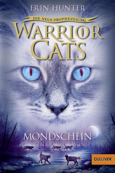Warrior Cats - Die neue Prophezeiung. Mondschein - Coverbild
