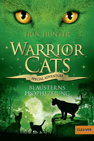 Warrior Cats - Special Adventure. Blausterns Prophezeiung - Coverbild