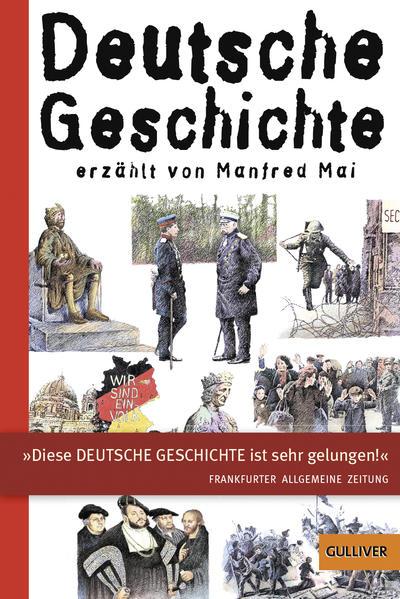 Deutsche Geschichte - Coverbild