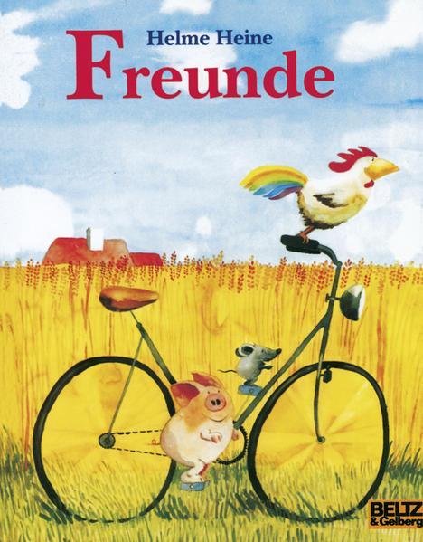 Freunde - Coverbild