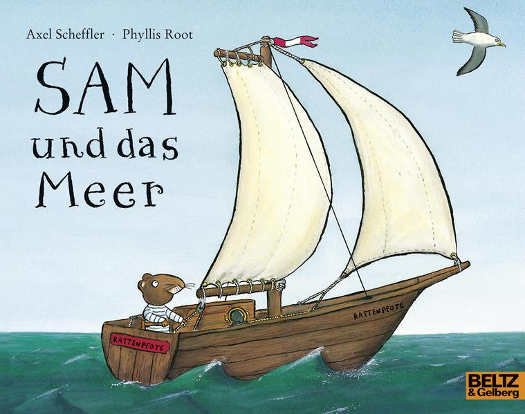 Sam und das Meer - Coverbild