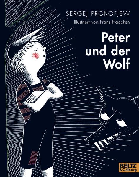 Peter und der Wolf - Coverbild