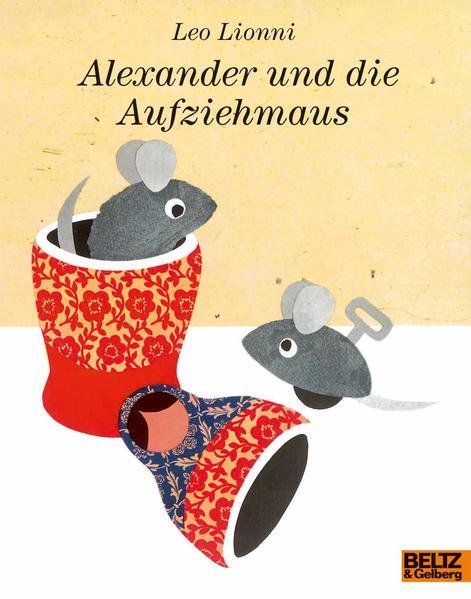 Alexander und die Aufziehmaus - Coverbild