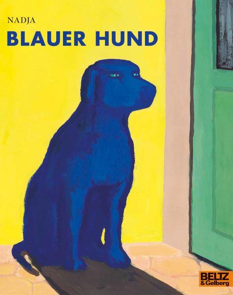 Blauer Hund - Coverbild