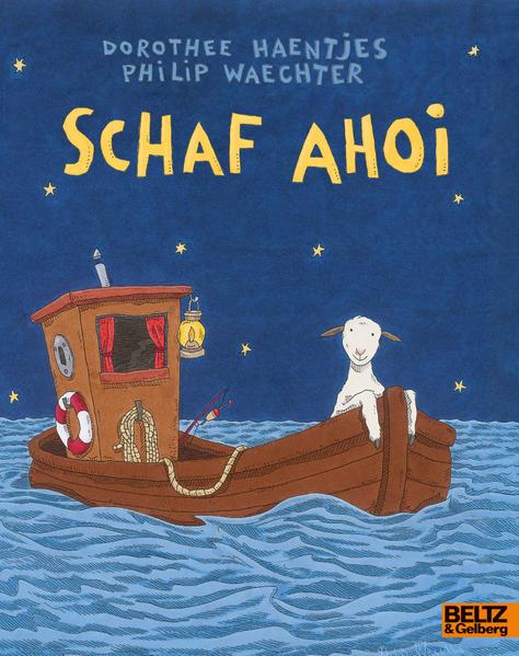 Schaf ahoi - Coverbild