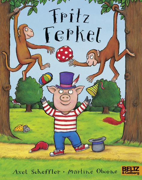 Fritz Ferkel - Coverbild