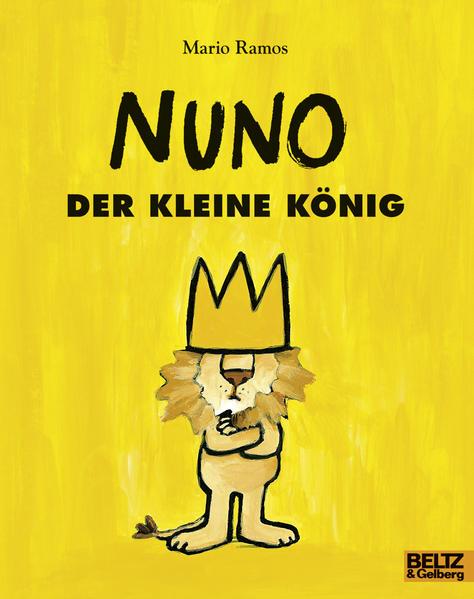 Nuno, der kleine König - Coverbild