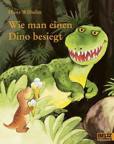 Wie man einen Dino besiegt - Coverbild