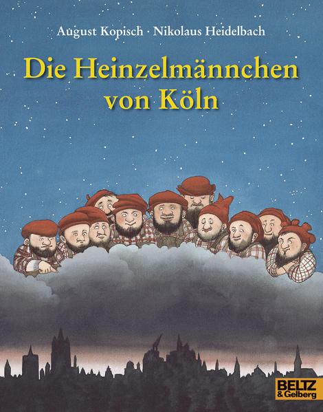 Die Heinzelmännchen von Köln - Coverbild