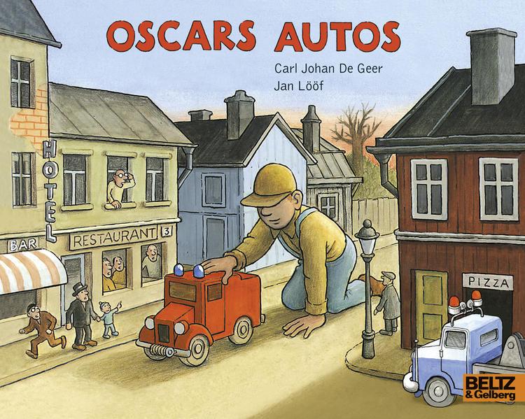 Oscars Autos - Coverbild
