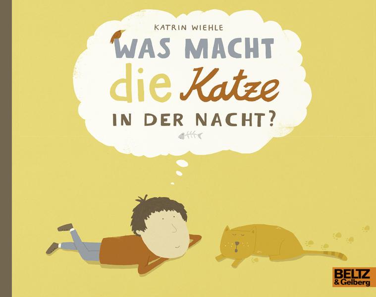 Was macht die Katze in der Nacht? - Coverbild