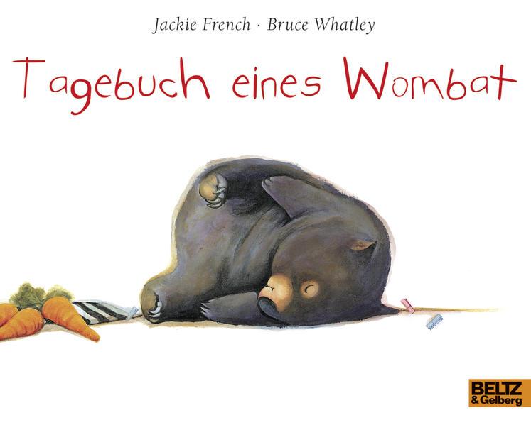 Tagebuch eines Wombat - Coverbild