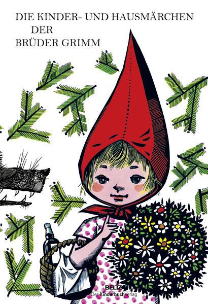 Die Kinder- und Hausmärchen der Brüder Grimm - Coverbild